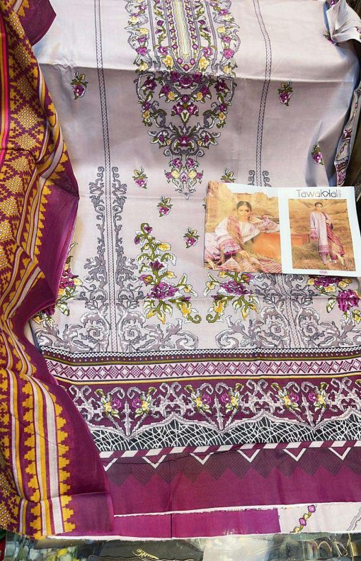 Tawakkal Opulence Luxury Cotton Vol 3 Salwar Suit Wholesale Catalog 10 Pcs 22 510x792 - Tawakkal Opulence Luxury Cotton Vol 3 Salwar Suit Wholesale Catalog 10 Pcs