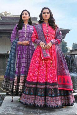 Virasat Rajgharana Readymade Salwar Suit Wholesale Catalog 6 Pcs