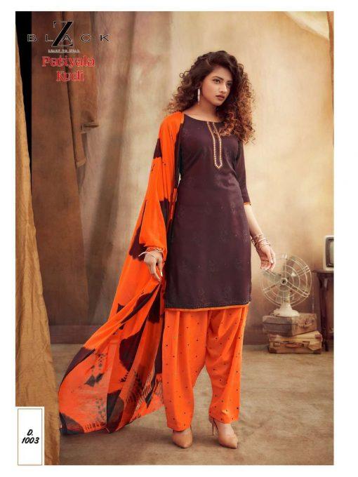 Z Black Patiyala Kudi Readymade Salwar Suit Wholesale Catalog 6 Pcs 5 510x680 - Z Black Patiyala Kudi Readymade Salwar Suit Wholesale Catalog 6 Pcs