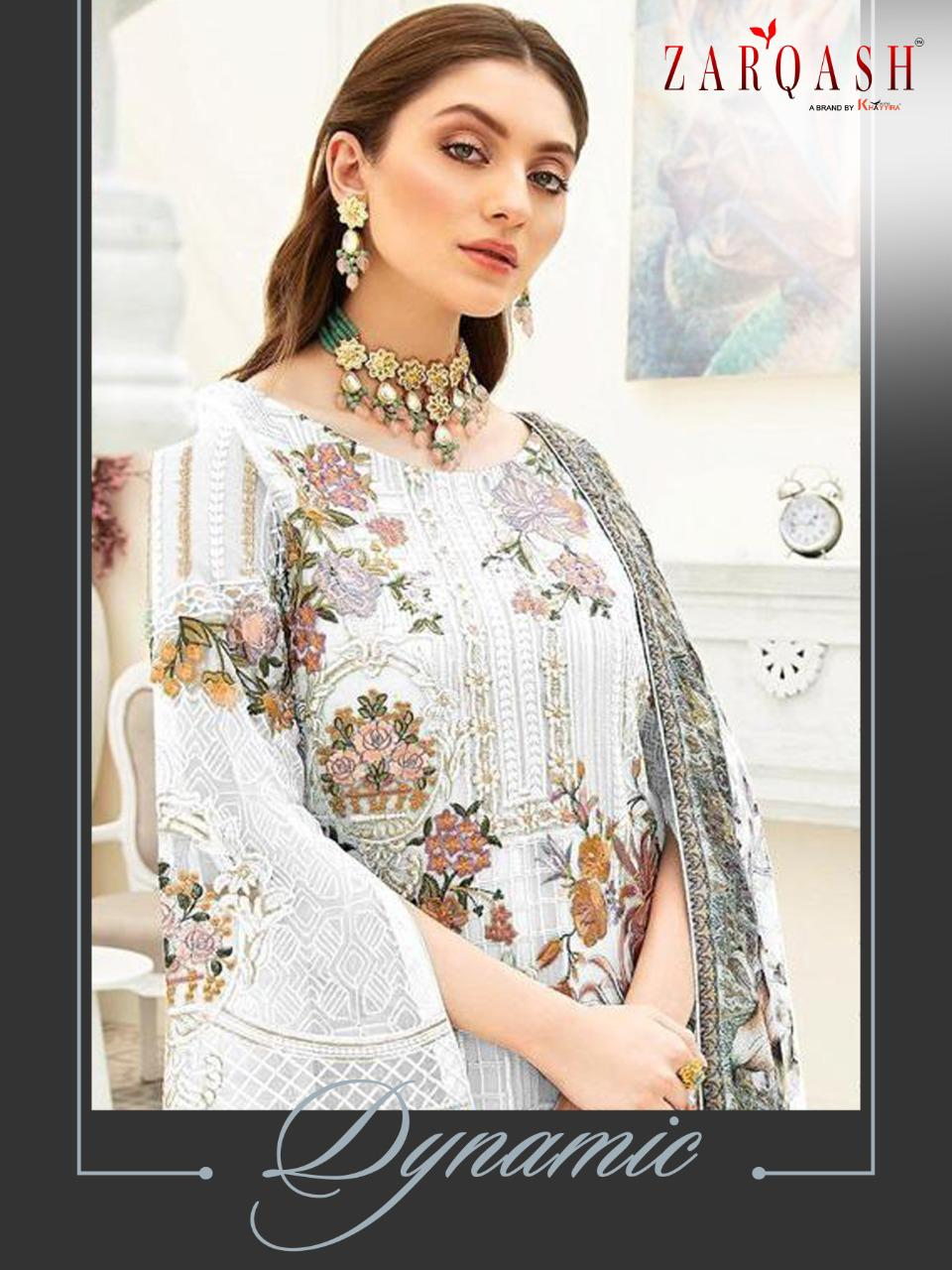 Zarqash Dynamic by Khayyira Salwar Suit Wholesale Catalog 4 Pcs 1 - Zarqash Dynamic by Khayyira Salwar Suit Wholesale Catalog 4 Pcs