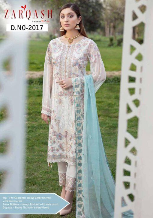 Zarqash Ramsha by Khayyira Salwar Suit Wholesale Catalog 6 Pcs 2 510x729 - Zarqash Ramsha by Khayyira Salwar Suit Wholesale Catalog 5 Pcs
