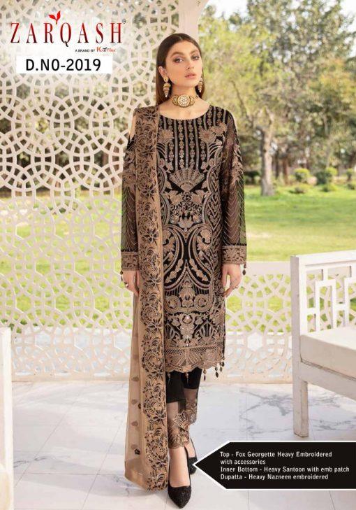 Zarqash Ramsha by Khayyira Salwar Suit Wholesale Catalog 6 Pcs 5 510x729 - Zarqash Ramsha by Khayyira Salwar Suit Wholesale Catalog 5 Pcs