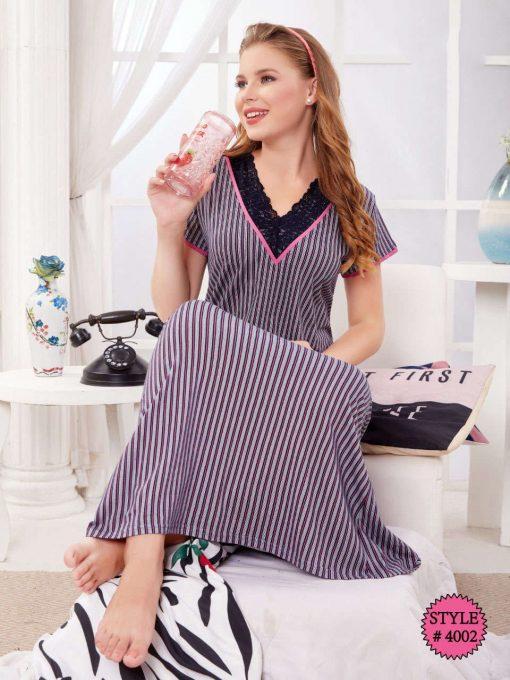 12 510x680 - SF Premium Nighty Vol 71 Night Wear Wholesale Catalog 6 Pcs