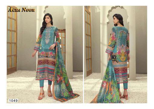 Agha Noor Vol 4 Luxury Lawn Collection Salwar Suit Wholesale Catalog 10 Pcs 11 1 510x361 - Agha Noor Vol 4 Luxury Lawn Collection Salwar Suit Wholesale Catalog 10 Pcs