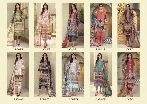 Agha Noor Vol 4 Luxury Lawn Collection Salwar Suit Wholesale Catalog 10 Pcs 12 1 510x361 - Agha Noor Vol 4 Luxury Lawn Collection Salwar Suit Wholesale Catalog 10 Pcs