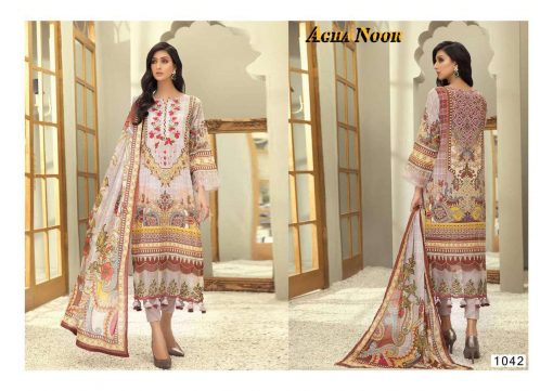 Agha Noor Vol 4 Luxury Lawn Collection Salwar Suit Wholesale Catalog 10 Pcs 2 1 510x361 - Agha Noor Vol 4 Luxury Lawn Collection Salwar Suit Wholesale Catalog 10 Pcs