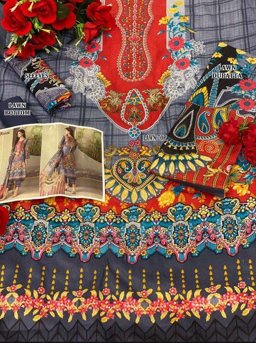 Agha Noor Vol 4 Luxury Lawn Collection Salwar Suit Wholesale Catalog 10 Pcs 20 510x683 - Agha Noor Vol 4 Luxury Lawn Collection Salwar Suit Wholesale Catalog 10 Pcs