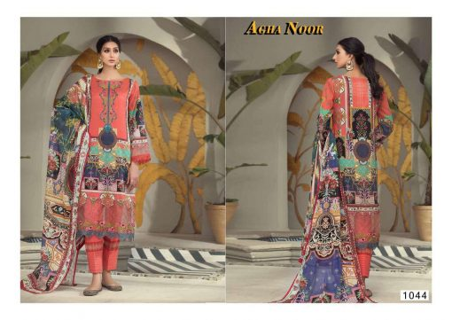 Agha Noor Vol 4 Luxury Lawn Collection Salwar Suit Wholesale Catalog 10 Pcs 6 1 510x361 - Agha Noor Vol 4 Luxury Lawn Collection Salwar Suit Wholesale Catalog 10 Pcs