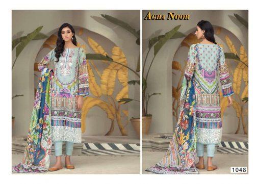 Agha Noor Vol 4 Luxury Lawn Collection Salwar Suit Wholesale Catalog 10 Pcs 7 1 510x361 - Agha Noor Vol 4 Luxury Lawn Collection Salwar Suit Wholesale Catalog 10 Pcs