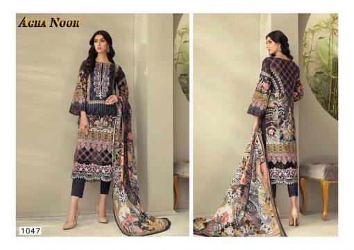 Agha Noor Vol 4 Luxury Lawn Collection Salwar Suit Wholesale Catalog 10 Pcs 9 1 510x361 - Agha Noor Vol 4 Luxury Lawn Collection Salwar Suit Wholesale Catalog 10 Pcs