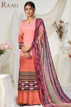 Alok Raag Salwar Suit Wholesale Catalog 8 Pcs