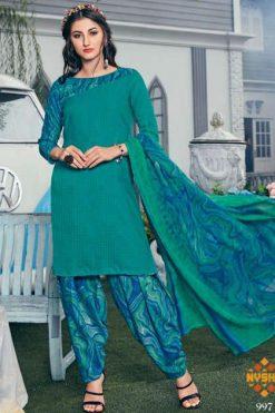 Anmol Nysha Patiyala Vol 6 Salwar Suit Wholesale Catalog 12 Pcs