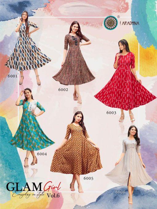 Aradhna Glam Girl Vol 6 Kurti Wholesale Catalog 13 Pcs 18 510x680 - Aradhna Glam Girl Vol 6 Kurti Wholesale Catalog 13 Pcs