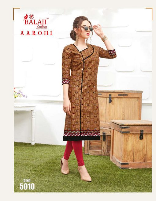 Balaji Cotton Aarohi Vol 5 Kurti Wholesale Catalog 7 Pcs 4 510x656 - Balaji Cotton Aarohi Vol 5 Kurti Wholesale Catalog 7 Pcs