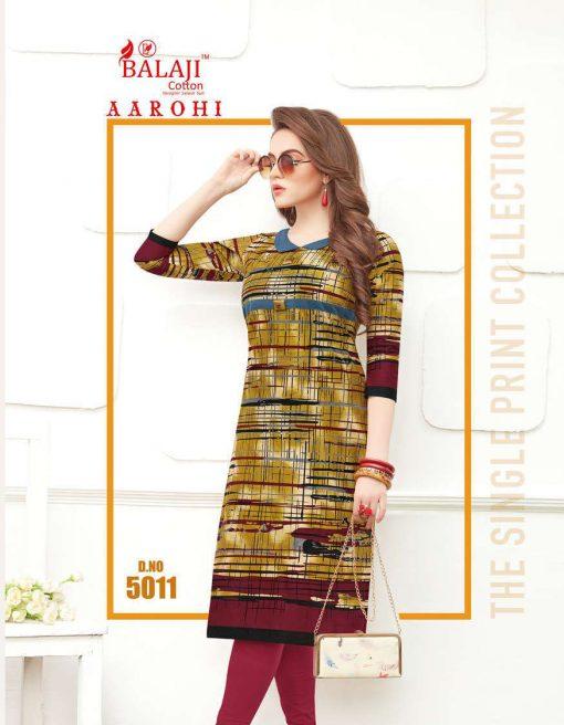 Balaji Cotton Aarohi Vol 5 Kurti Wholesale Catalog 7 Pcs 5 510x656 - Balaji Cotton Aarohi Vol 5 Kurti Wholesale Catalog 7 Pcs
