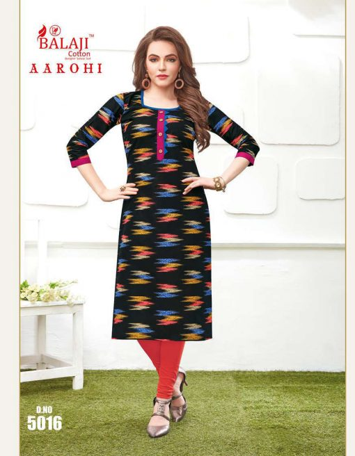 Balaji Cotton Aarohi Vol 5 Kurti Wholesale Catalog 7 Pcs 6 510x656 - Balaji Cotton Aarohi Vol 5 Kurti Wholesale Catalog 7 Pcs