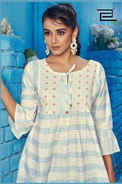 Blue Hills Modern India Vol 1 Tops Wholesale Catalog 6 Pcs