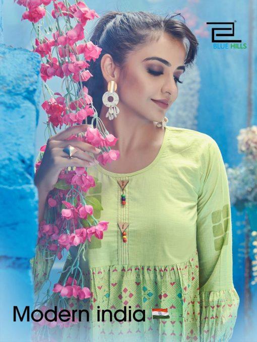 Blue Hills Modern India Vol 1 Tops Wholesale Catalog 6 Pcs 6 510x680 - Blue Hills Modern India Vol 1 Tops Wholesale Catalog 6 Pcs