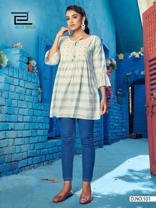 Blue Hills Modern India Vol 1 Tops Wholesale Catalog 6 Pcs 7 510x680 - Blue Hills Modern India Vol 1 Tops Wholesale Catalog 6 Pcs