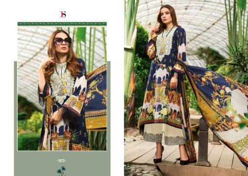 Deepsy Firdous Vol 12 Salwar Suit Wholesale Catalog 9 Pcs 10 510x362 - Deepsy Firdous Vol 12 Salwar Suit Wholesale Catalog 9 Pcs