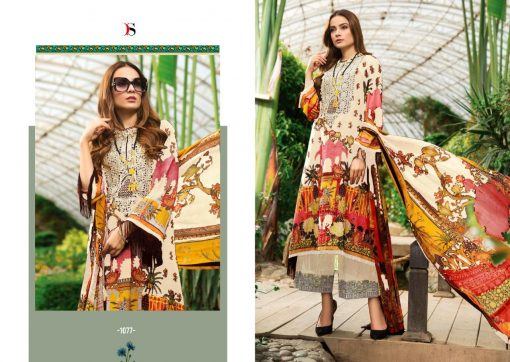 Deepsy Firdous Vol 12 Salwar Suit Wholesale Catalog 9 Pcs 2 510x362 - Deepsy Firdous Vol 12 Salwar Suit Wholesale Catalog 9 Pcs