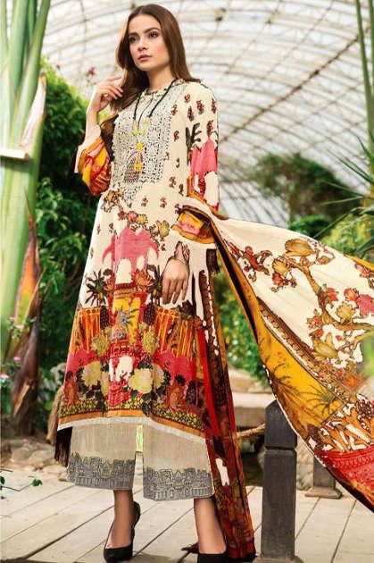 Deepsy Firdous Vol 12 Salwar Suit Wholesale Catalog 9 Pcs - Deepsy Firdous Vol 12 Salwar Suit Wholesale Catalog 9 Pcs