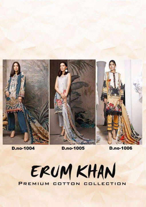 Erum Khan Premium Cotton Collection Vol 1 Salwar Suit Wholesale Catalog 6 Pcs 14 510x721 - Erum Khan Premium Cotton Collection Vol 1 Salwar Suit Wholesale Catalog 6 Pcs