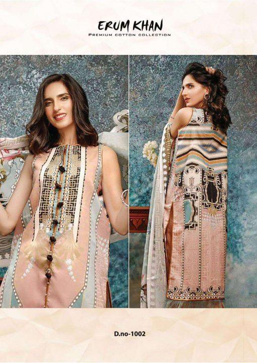 Erum Khan Premium Cotton Collection Vol 1 Salwar Suit Wholesale Catalog 6 Pcs 4 510x721 - Erum Khan Premium Cotton Collection Vol 1 Salwar Suit Wholesale Catalog 6 Pcs