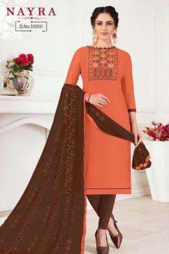 Fashion Floor Nayra Salwar Suit Wholesale Catalog 12 Pcs