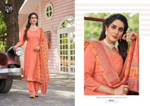 Four Dots Aloka by Kessi Salwar Suit Wholesale Catalog 4 Pcs 5 510x359 - Four Dots Aloka by Kessi Salwar Suit Wholesale Catalog 4 Pcs
