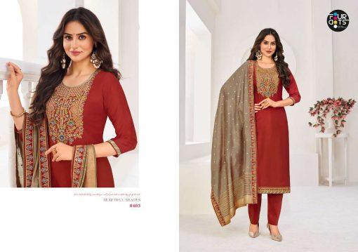Four Dots Manjari Vol 5 by Kessi Salwar Suit Wholesale Catalog 4 Pcs 2 1 510x359 - Four Dots Manjari Vol 5 by Kessi Salwar Suit Wholesale Catalog 4 Pcs