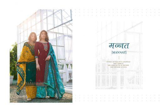 Four Dots Mannat by Kessi Salwar Suit Wholesale Catalog 4 Pcs 1 510x359 - Four Dots Mannat by Kessi Salwar Suit Wholesale Catalog 4 Pcs