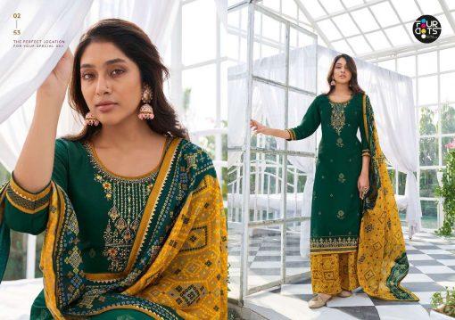 Four Dots Mannat by Kessi Salwar Suit Wholesale Catalog 4 Pcs 3 510x359 - Four Dots Mannat by Kessi Salwar Suit Wholesale Catalog 4 Pcs