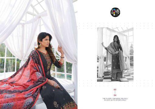 Four Dots Mannat by Kessi Salwar Suit Wholesale Catalog 4 Pcs 4 510x359 - Four Dots Mannat by Kessi Salwar Suit Wholesale Catalog 4 Pcs