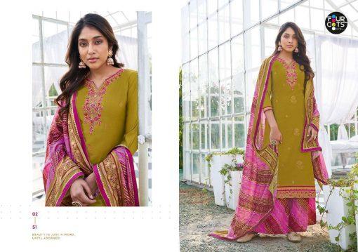 Four Dots Mannat by Kessi Salwar Suit Wholesale Catalog 4 Pcs 5 510x359 - Four Dots Mannat by Kessi Salwar Suit Wholesale Catalog 4 Pcs