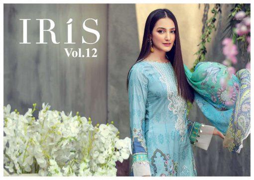 Iris Vol 12 Karachi Cotton Salwar Suit Wholesale Catalog 10 Pcs 14 510x361 - Iris Vol 12 Karachi Cotton Salwar Suit Wholesale Catalog 10 Pcs