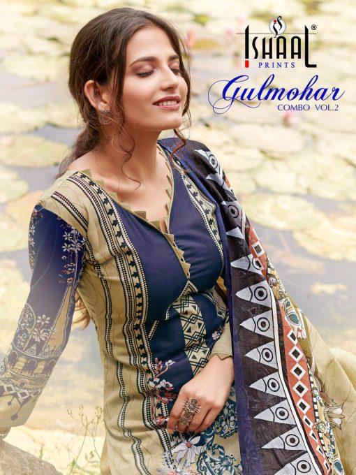 Ishaal Gulmohar Combo Vol 2 Salwar Suit Wholesale Catalog 10 Pcs 1 1 510x680 - Ishaal Gulmohar Combo Vol 2 Salwar Suit Wholesale Catalog 10 Pcs