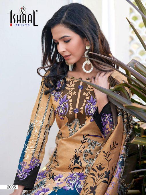 Ishaal Gulmohar Combo Vol 2 Salwar Suit Wholesale Catalog 10 Pcs 12 510x680 - Ishaal Gulmohar Combo Vol 2 Salwar Suit Wholesale Catalog 10 Pcs