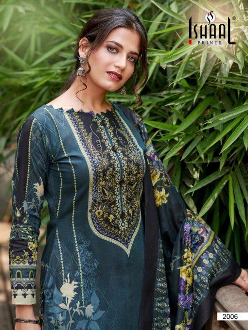 Ishaal Gulmohar Combo Vol 2 Salwar Suit Wholesale Catalog 10 Pcs 14 510x680 - Ishaal Gulmohar Combo Vol 2 Salwar Suit Wholesale Catalog 10 Pcs