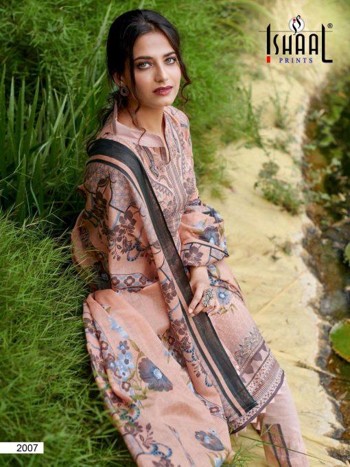Ishaal Gulmohar Combo Vol 2 Salwar Suit Wholesale Catalog 10 Pcs 15 510x680 - Ishaal Gulmohar Combo Vol 2 Salwar Suit Wholesale Catalog 10 Pcs