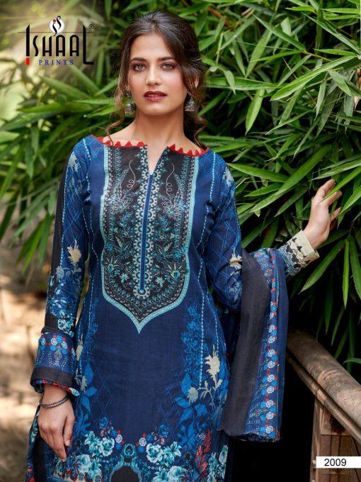 Ishaal Gulmohar Combo Vol 2 Salwar Suit Wholesale Catalog 10 Pcs 20 510x680 - Ishaal Gulmohar Combo Vol 2 Salwar Suit Wholesale Catalog 10 Pcs