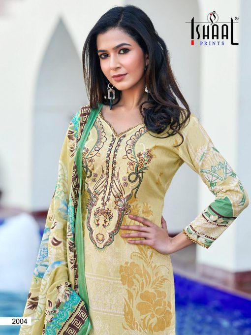 Ishaal Gulmohar Combo Vol 2 Salwar Suit Wholesale Catalog 10 Pcs 6 1 510x680 - Ishaal Gulmohar Combo Vol 2 Salwar Suit Wholesale Catalog 10 Pcs
