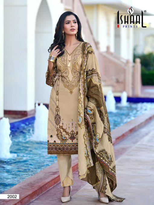 Ishaal Gulmohar Combo Vol 2 Salwar Suit Wholesale Catalog 10 Pcs 8 1 510x680 - Ishaal Gulmohar Combo Vol 2 Salwar Suit Wholesale Catalog 10 Pcs