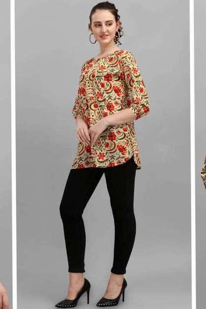Jelite Trendy Tops Vol 1 Tops Wholesale Catalog 6 Pcs