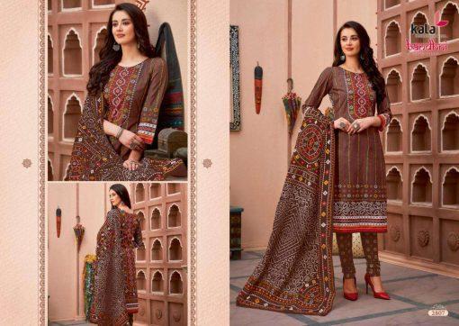 Kala Bandhani Special Vol 2 Salwar Suit Wholesale Catalog 12 Pcs 10 510x362 - Kala Bandhni Special Vol 2 Salwar Suit Wholesale Catalog 12 Pcs