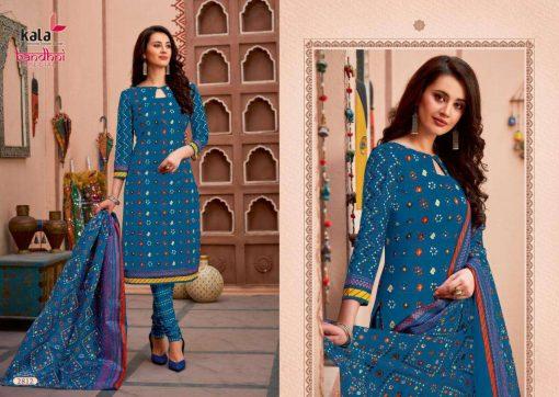Kala Bandhani Special Vol 2 Salwar Suit Wholesale Catalog 12 Pcs 13 510x362 - Kala Bandhni Special Vol 2 Salwar Suit Wholesale Catalog 12 Pcs