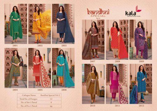 Kala Bandhani Special Vol 2 Salwar Suit Wholesale Catalog 12 Pcs 14 510x362 - Kala Bandhni Special Vol 2 Salwar Suit Wholesale Catalog 12 Pcs