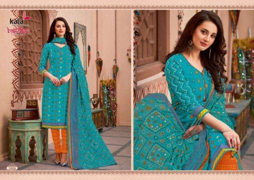 Kala Bandhani Special Vol 2 Salwar Suit Wholesale Catalog 12 Pcs 5 510x362 - Kala Bandhni Special Vol 2 Salwar Suit Wholesale Catalog 12 Pcs
