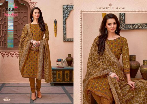 Kala Bandhani Special Vol 2 Salwar Suit Wholesale Catalog 12 Pcs 9 510x362 - Kala Bandhni Special Vol 2 Salwar Suit Wholesale Catalog 12 Pcs