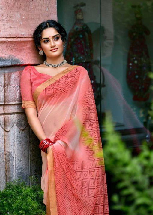 Kashvi Antara by Lt Fabrics Saree Sari Wholesale Catalog 10 Pcs 12 510x714 - Kashvi Antara by Lt Fabrics Saree Sari Wholesale Catalog 10 Pcs